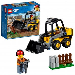 LEGO City Great Vehicles Construction Loader 60219( Cargador de construcción LEGO City Gran Vehículos 60219 )