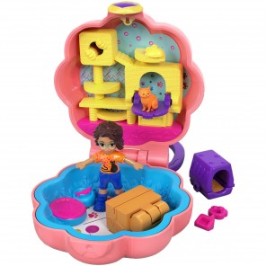 Polly Pocket Purrfect Playhouse ( Polly Pocket Purrfect  casa de juegos)