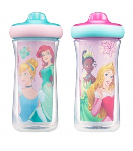 The First Years 9oz Disney Princess Insulated Cup 1 Cup ASSORTED